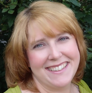 Author Photo- Mary Waibel