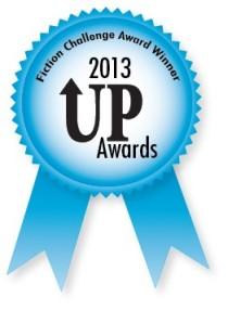 UP 2013_Fiction_Challenge_awardwinner