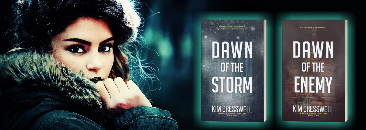 Award-Winning Canadian Author Kim Cresswell
