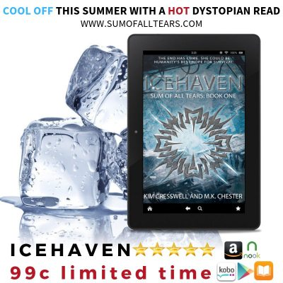 What Others Are Saying About ICEHAVEN and Limited Time $0.99 Deal! #99cents #Sale #RT